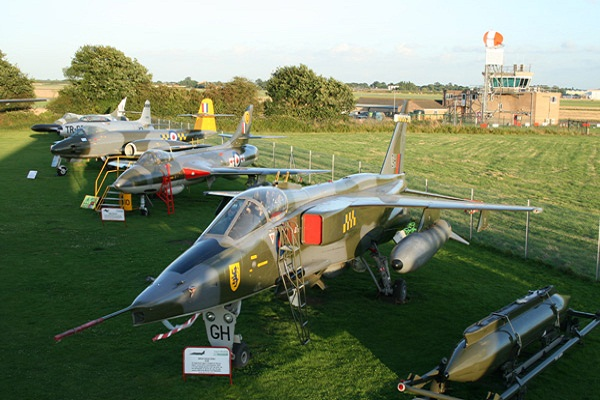 City of Norwich Aviation Museum in Norwich