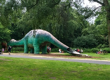 Dinosaur Adventure in Norwich