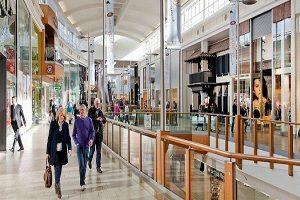 Shopping in Norwich