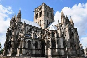 St John the Baptist Cathedral in Norwich