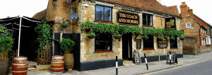 The Coach And Horses in Norwich