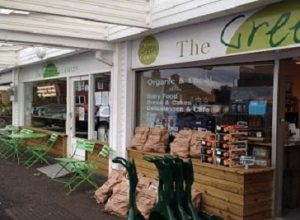 The Green Grocers in Norwich