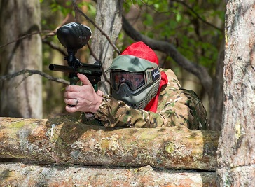 Top Dog Paintball in Norwich
