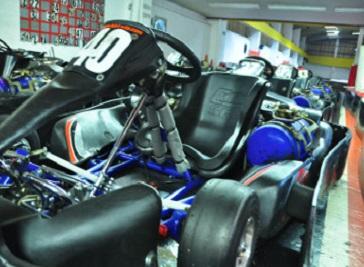 Anglia Indoor Kart Racing in Norwich