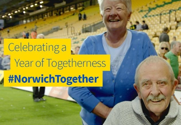 Celebrating a year of togetherness with the Norwich Together Alliance